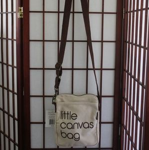 (New) Recyclable Cotton Canvas Bag (last one)